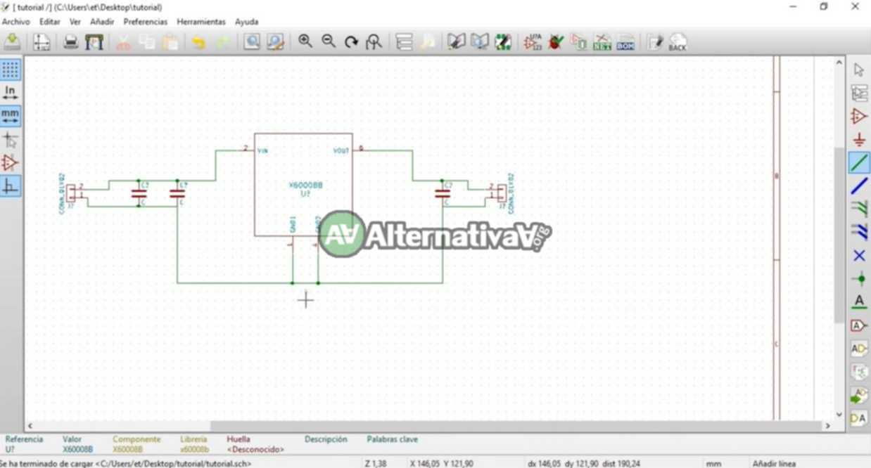 Alternativa a AutoCAD Electrical -> KiCad