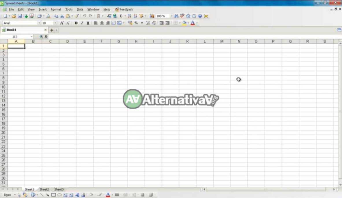 Alternativa a Microsoft Office -> Kingsoft Office Suite Free